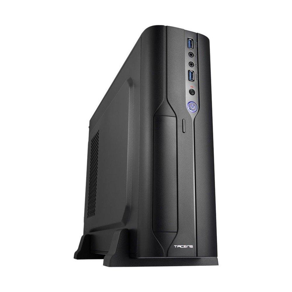 Tacens Orum III Mini ATX Couleur noir Housse dordinateur de bureau USB 3.0