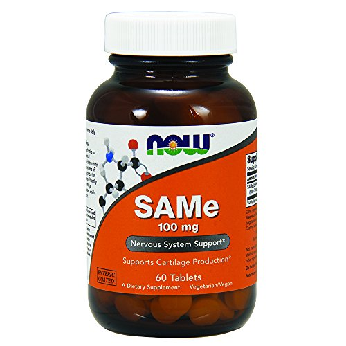 NOW SAMe 100 60 Tablets