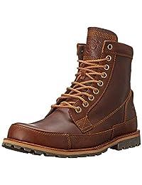 Timberland Men's ORIGNL 6 IN BT Dark Brown FG Casual Boot