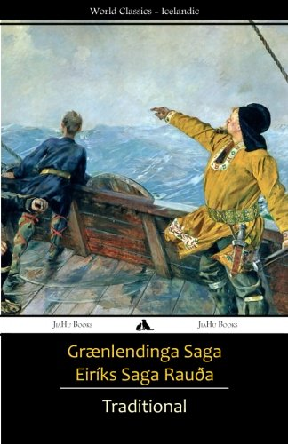 Grænlendinga Saga/Eiríks Saga Rauða (Icelandic Edition)