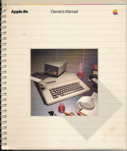 Apple IIe Owner's Manual