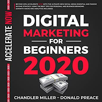Best Audible Books 2020.Amazon Com Digital Marketing For Beginners 2020 Beyond