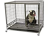 Go Pet Club Heavy Duty Metal Cage, 24''W x 28.75''H x 36.8''L