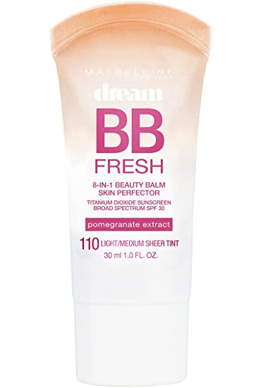 bb cream foundation maybelline