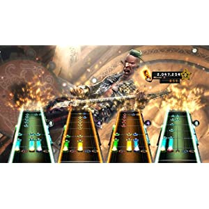 PS3 Guitar Hero 5 Guitar Bundle