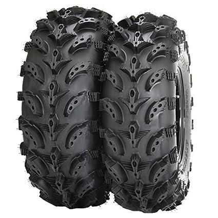 New 1997 2014 Honda TRX 250 TRX250 Recon ATV Swamp Lite 6 Ply ATV Tires