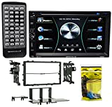 """7"""" in-Dash Car DVD Monitor/Player Receiver w/Bluetooth+for 1999-2000 Honda Civic"""
