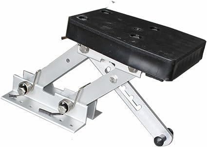 Motor Bracket Duty Aluminum Outboard2 Stroke Kicker 7.5hp-20hp