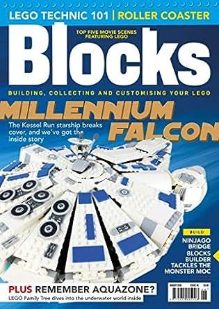 Amazon com: Blocks Magazine: Kindle Store