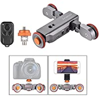 Andoer Video Dolly Electric Track Dolly Slider