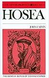 Hosea, John Calvin, 0851514731