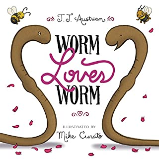 Book Cover: Worm Loves Worm