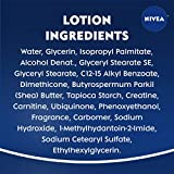 NIVEA Skin Firming Hydrating Body Lotion, 16.9