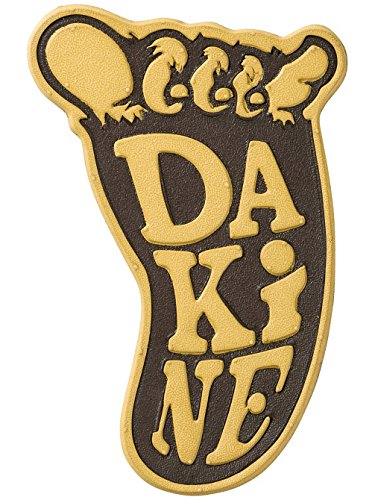 Dakine Shakasquatch Stomp Pad (Brown)