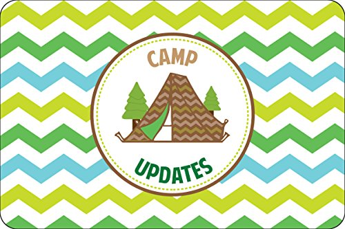 Camp Postcards For Kids made our CampingForFoodies hand-selected list of 100+ Camping Stocking Stuffers For RV And Tent Campers!
