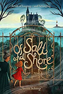 Book Cover: Of Salt and Shore