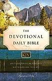 Devotional Daily Bible, KJV, Thomas Nelson Publishing Staff, 1418549096