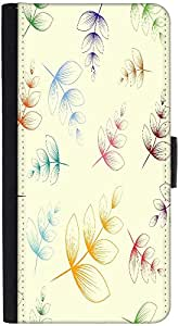 Snoogg funda tipo cartera funda tipo libro con tapa y ranuras de tarjeta de crédito, Efectivo bolsillo, función atril, cierre magnético), color negro para moto e 2nd Generation