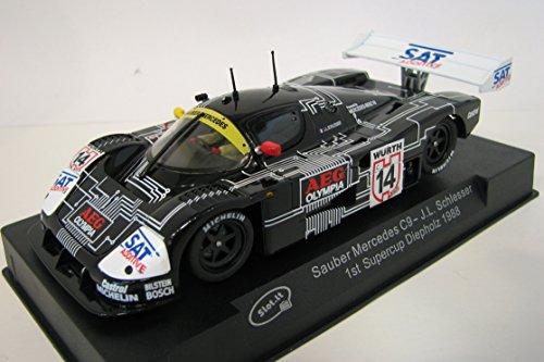 32 Ninco Slot Cars - Slot.It Sauber-Mercedes C9 #14 Supercup Diepholz 1988 Performance Slot Car (1:32 Scale)