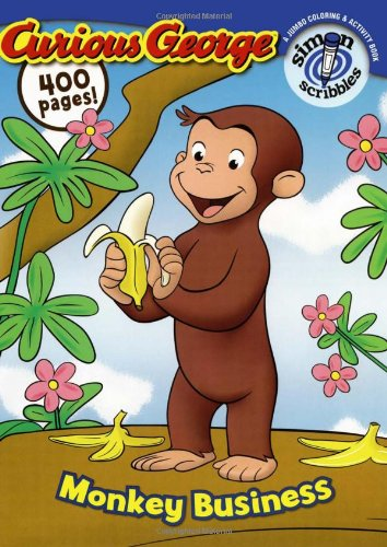 Read Online Monkey Business (Curious George) ebook