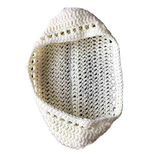 Ninos saco de dormir - TOOGOO(R)manual tejer la lana Saco de dormir