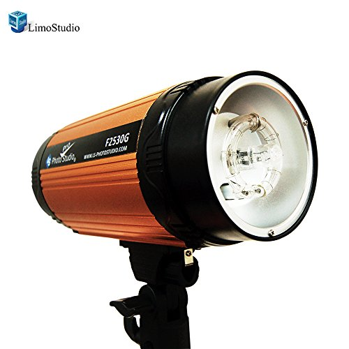 LimoStudio Photography Photo Studio 300W Flash Strobe Light Lighting Holder, AGG1442 by LimoStudio