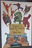 stan lee marvel comics - Origins of Marvel Comics