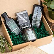DAYSPA Body Basics - All Natural Shave & Grooming Subscription Box: Shave
