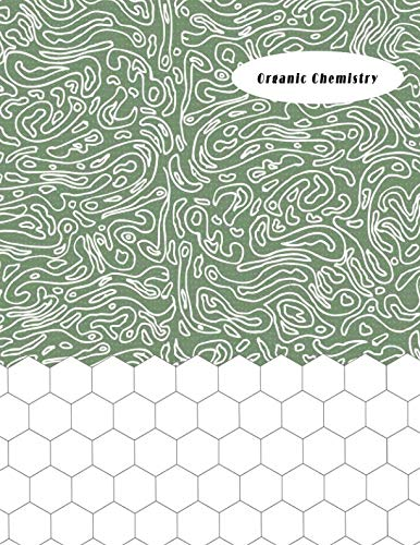 Used, Organic Chemistry: Hexagon Paper (Large) 0.5 Inches for sale  Delivered anywhere in USA