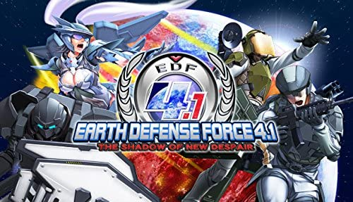 防衛 軍 アーマー 地球 4.1