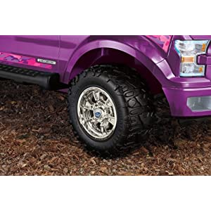 Fisher-Price-Power-Wheels-Ford-F-150-Purple-Camo