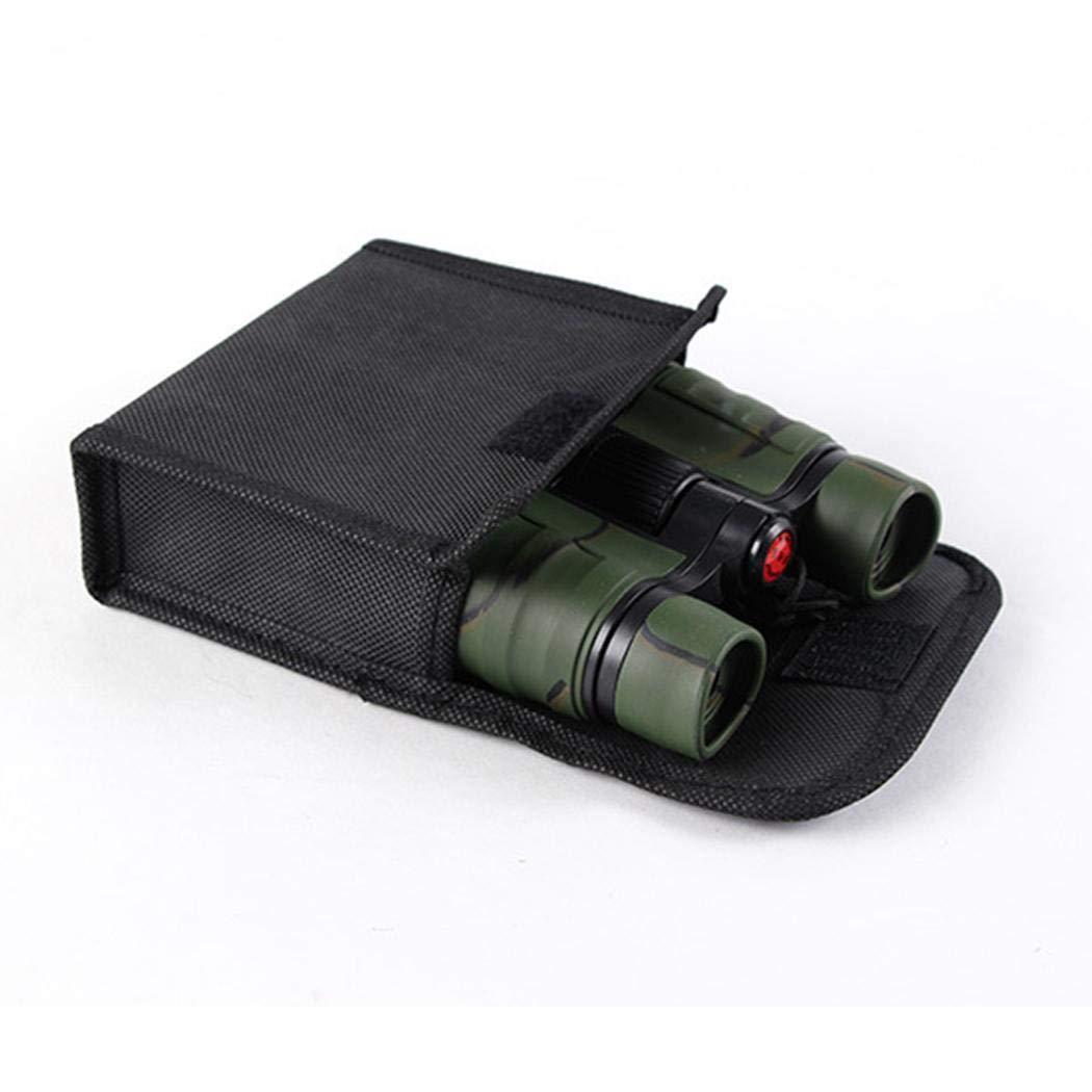 Kisshes Binoculares para ni/ños Compacto de alta resoluci/ón para caminatas de observaci/ón de aves con binoculares para ni/ños Real Optics Telescopios para lentes Regalo para peque/ños aventureros