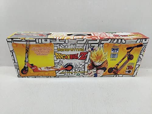 Giochi Preziosi Scooter Aluminio Dragon Ball: Amazon.es ...