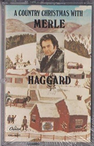 MERLE HAGGARD - A Country Christmas With Merle Haggard - Zortam Music