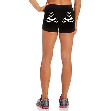 320ddc0400 Too Fast Apparel Women's Bats Hades Hot Shorts at Amazon Women's ...