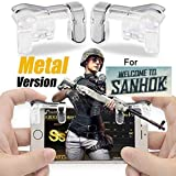 Topsale Pubg Trigger for Mobile Left/Right Button Smartphone Game Controller