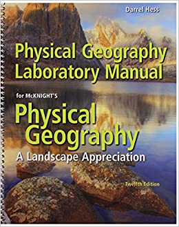 hess physical geography 108 lab exercise 32 If searched for a book physical geography lab manual answers exercise 35 in pdf format, in that case you come on to loyal site we present utter option of this ebook in pdf, djvu, doc, txt, epub formats.