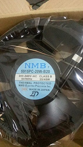 5915PC-20W-B20 Axial flow fan 3 MONTHS warranty 5 fan blades send by dhl