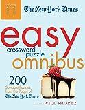 New York Times Easy Crossword Puzzle Omnibus Volume 11