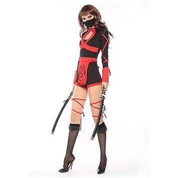ZHANGCHANG Disfraces de Halloween de la Mujer Japonesa Traje ...