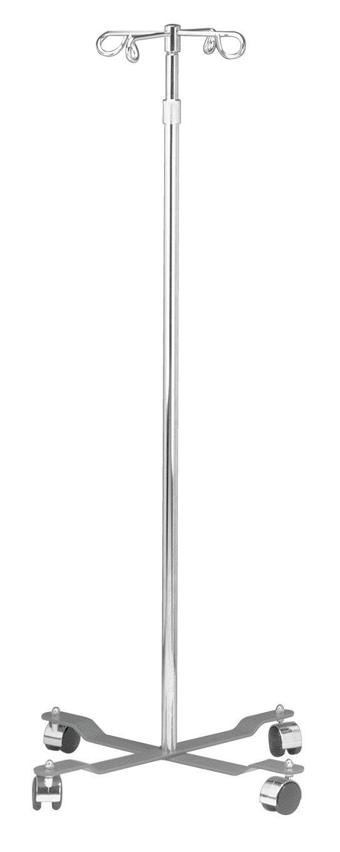 Carex Health Brands IV Pole