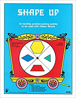 Shape Up: Problem Solving Activities with Pattern Blocks