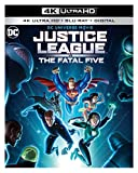 Justice League vs. The Fatal Five (4K Ultra HD/Digital/Blu-ray)