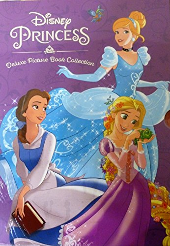 - Disney Princess Deluxe Picture Book Collection - 11 Books Set
