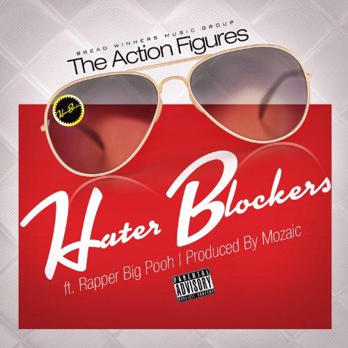 (Hater Blockers (feat. Rapper Big Pooh) - Single [Explicit])