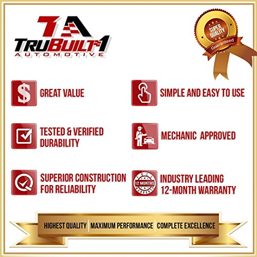 Bearing Race and Seal Driver Set of Nine, 9 Disc Sizes for Removing and Replacing Bearing Races and Seals on Cars, Trucks and Motorcycles T1A-OT654 by TruBuilt 1 Automotive (Image #5)