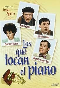 Los que tocan el piano [DVD]