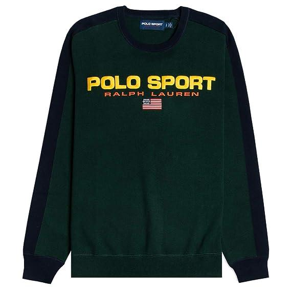 Polo Ralph Lauren Sudadera Sport (M): Amazon.es: Ropa y accesorios