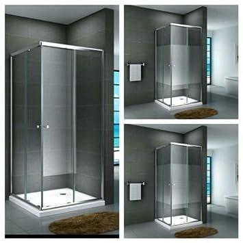 Interessant Duschkabine Eckdusche Duschabtrennung ESG Duschtasse Dusche Glas  RY18