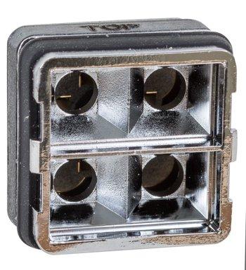 Parts Accessories & Plug Horiz Split Light Module 17662-0000
